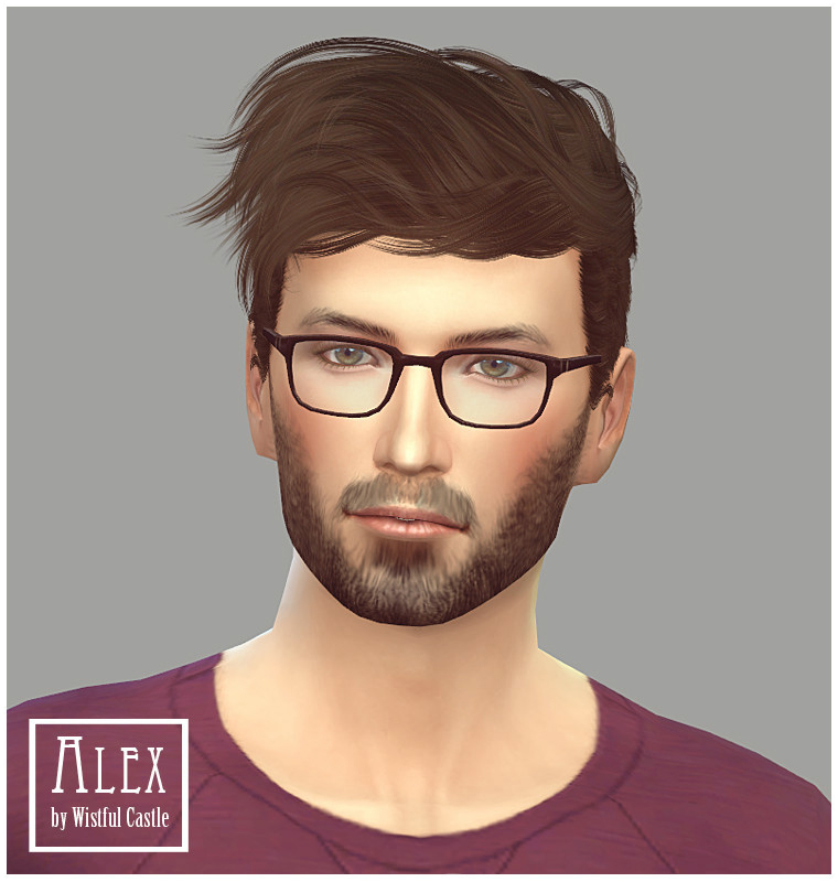 Alex by Wistful Castle